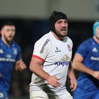 Addison fit for Ulster as Ireland call-up O'Toole starts at tighthead prop