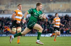 Marmion returns for Connacht as Friend seeks win in France