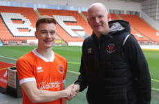 Ireland U21 star Ronan leaves Slovakian side to join Blackpool on loan
