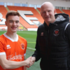 Ireland U21 star Ronan leaves Slovakian side to join Blackpool on loan