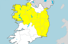 Status Yellow low temperature warning to take effect for Leinster and Connacht this evening
