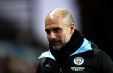 Pep Guardiola won't watch Liverpool-Man United