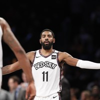 'If it's too much for anybody, stay the f*** out' - Irving defends criticism of Brooklyn Nets team-mates