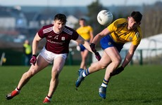 Shane Walsh imperious as Joyce's Galway seal FBD League