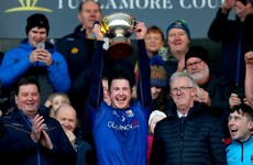 Quinn goal decisive as Longford beat Offaly to win O'Byrne Cup
