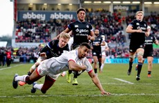 Ulster see off Bath to secure second consecutive Champions Cup quarter-final