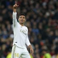 Casemiro the unlikely hero as Real Madrid edge Sevilla