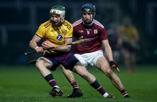 Wexford hit Galway for 1-1 in added time to claim Walsh Cup