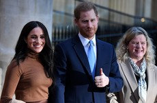 Harry and Meghan will drop their official titles as details of split from British royal family emerge