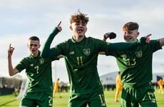 Impressive Ireland U15s overcome Australia U17s
