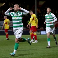 Griffiths on target as Celtic progress to last 16 of Scottish Cup