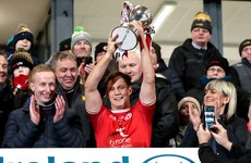 Tyrone beat Monaghan to win 8th Dr McKenna Cup in 9 years