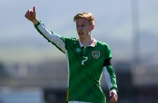 Former Ireland U21 international joins League Two outfit after departing Everton