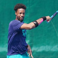 Monfils nursing injury after hurting hand playing computer game