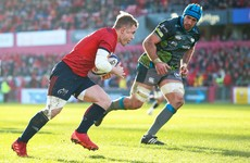 Cold comfort as Munster force five-try win over Ospreys