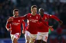 Nottingham Forest boost promotion bid with Luton victory