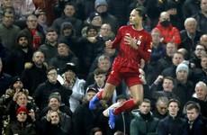 LIVE: Liverpool vs Manchester United, Premier League