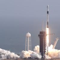 SpaceX launches then destroys rocket in astronaut escape test