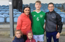The son of Olympians Rob and Marian Heffernan on choosing soccer over athletics