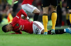 United rocked with Rashford set for lengthy injury absence