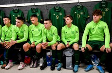 'It's difficult for Irish players when they train 2 or 3 times a week... Then they go to England'