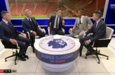 'You slaughtered Mourinho when he was in the job' - Things get heated between Keane and Carragher