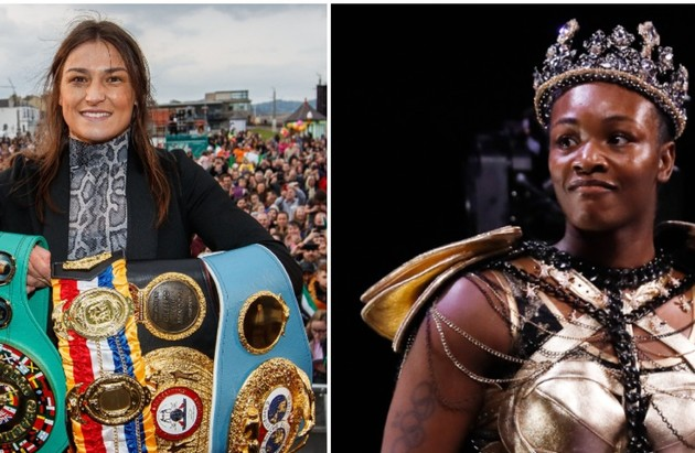 Shields expects Braekhus to take 'easier' fight with Taylor in undisputed champion triangle