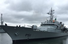 Ireland's LÉ Róisín to undergo €250,000 facelift as equipment becomes 'obsolete'