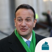 Fianna Fáil not happy with Varadkar's 'political attack' during State event with Apple's Tim Cook