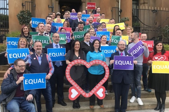 Church or ministers won't have to provide same-sex marriage under proposed law