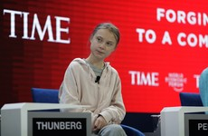 Greta Thunberg tells Davos 'pretty much nothing' has been done to fight climate change