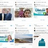 Here's how much the main political parties are spending on Facebook ads
