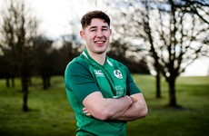 Ulsterman McCann ready to lead Ireland U20 with a little help from his friends