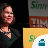 Leo Varadkar and Micheál Martin disagree on Sinn Féin inclusion in election TV debates
