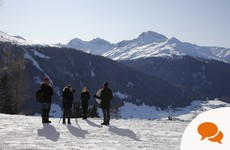 As the great and good head up the mountain to Davos, there is more to discuss than just money