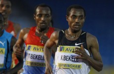 'I'm back', says Bekele after winning Birmingham 10k