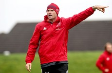 'From physiotherapist to Springboks head coach' - Ex-Munster defence coach set to replace Erasmus