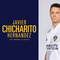 Ex-Man United and Real Madrid striker Hernandez makes €9m MLS move to LA Galaxy
