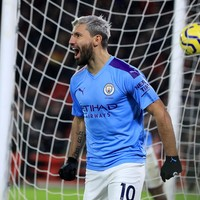 Sergio Aguero gets Man City out of jail, Ireland pair feature in Southampton win