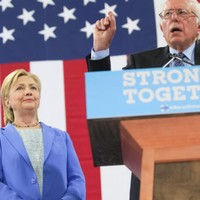 Hillary Clinton on Bernie Sanders: 'Nobody likes him, nobody wants to work with him'