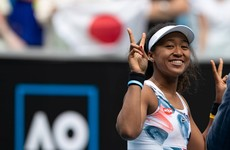 Osaka lies in wait for Coco Gauff after 15-year-old battles from a set down