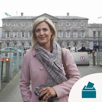 Maria Bailey has said she's not running in the upcoming general election