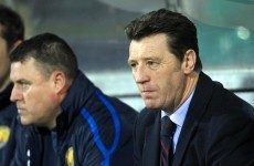 €6,000 would have sorted us out, says Mons boss Roddy Collins