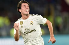 Bayern Munich complete loan signing of Real Madrid right-back