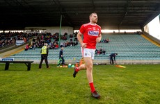 First league outing since 2013 as Cork select Sheehan for Division 3 opener