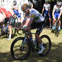 Sam Bennett slips to second in general standings after gruelling stage 2 Down Under
