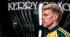 'I kind of put that to bed' - Walsh admits 'shock' at Kerry return