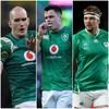 James Ryan plus one - Toner returns to compete in Ireland's lock stocks