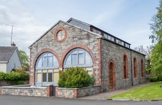 All aboard: Former engine house transformed into a set of modern Meath homes