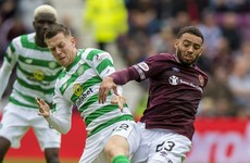 De Boer snaps up Mulraney as Irish winger joins Hearts exodus